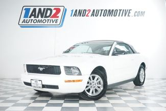 2007 Ford Mustang V6 Premium Convertible in Dallas TX