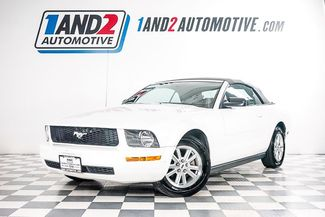 2007 Ford Mustang V6 Premium Convertible in Dallas TX