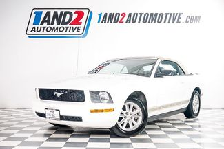 2007 Ford Mustang V6 Deluxe Convertible in Dallas TX