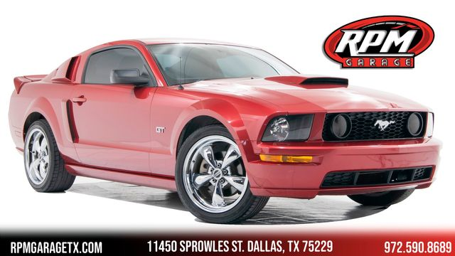 2007 Ford Mustang GT Premium with Many Upgrades