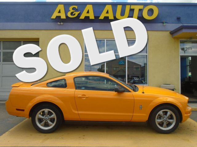 2007 Ford Mustang Deluxe in Englewood, CO 80110