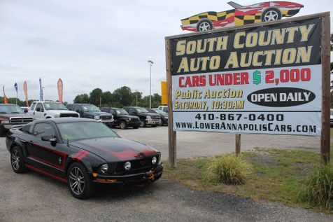 2007 Ford Mustang Deluxe in Harwood, MD