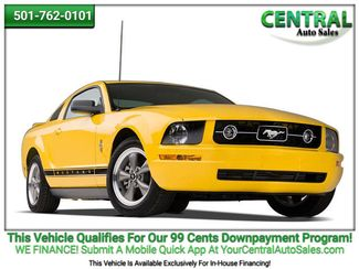 2007 Ford MUSTANG    Hot Springs, AR   Central Auto Sales in Hot Springs AR