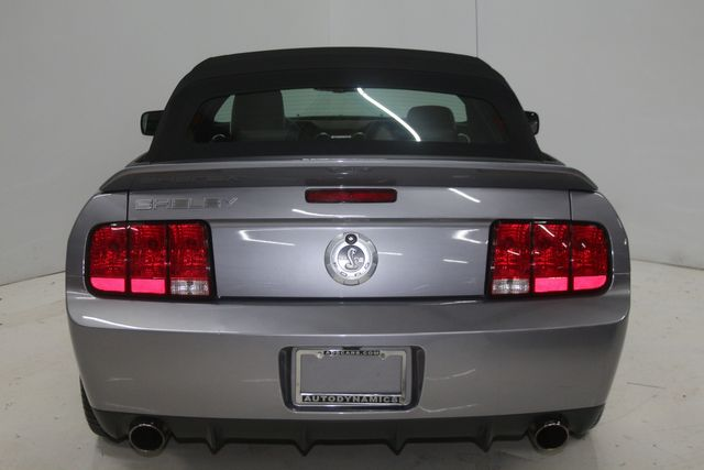 2007 Ford Mustang Shelby GT500 Convt. Houston, Texas 10