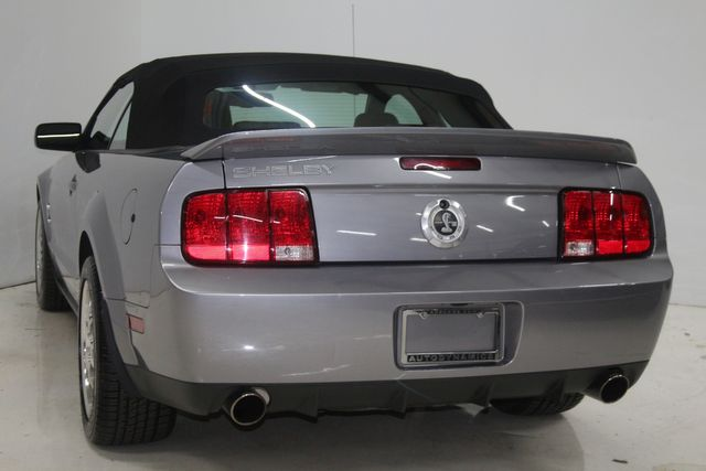 2007 Ford Mustang Shelby GT500 Convt. Houston, Texas 11