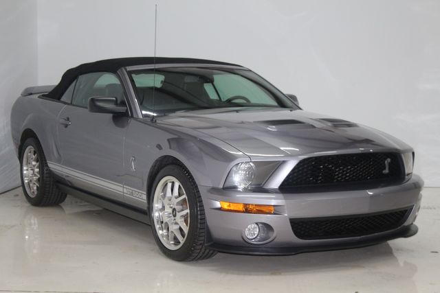 2007 Ford Mustang Shelby GT500 Convt. Houston, Texas 3