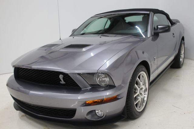 2007 Ford Mustang Shelby GT500 Convt. Houston, Texas 4