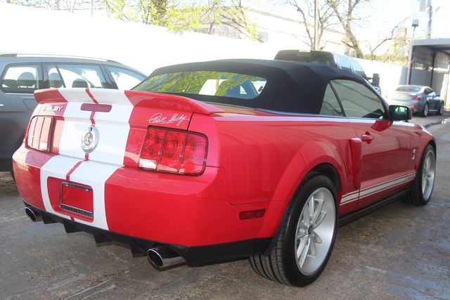 2007 Ford Mustang Shelby GT500 Houston, Texas 15