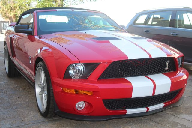 2007 Ford Mustang Shelby GT500 Houston, Texas 7