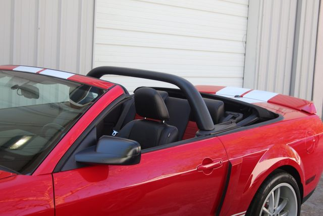 2007 Ford Mustang Shelby GT500 Houston, Texas 3