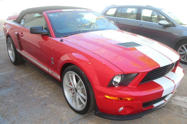 2007 Ford Mustang Shelby GT500 Houston, Texas 10