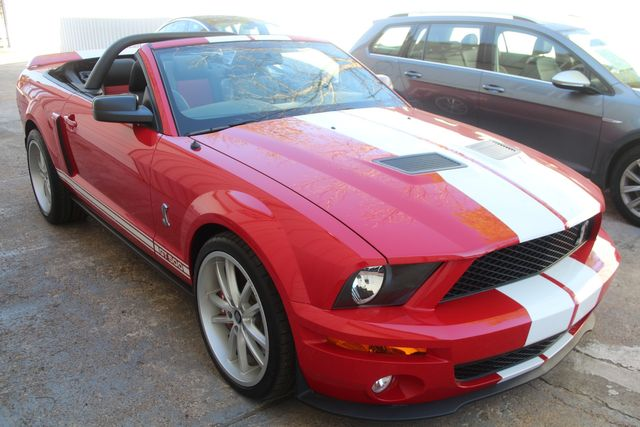 2007 Ford Mustang Shelby GT500 Houston, Texas 1