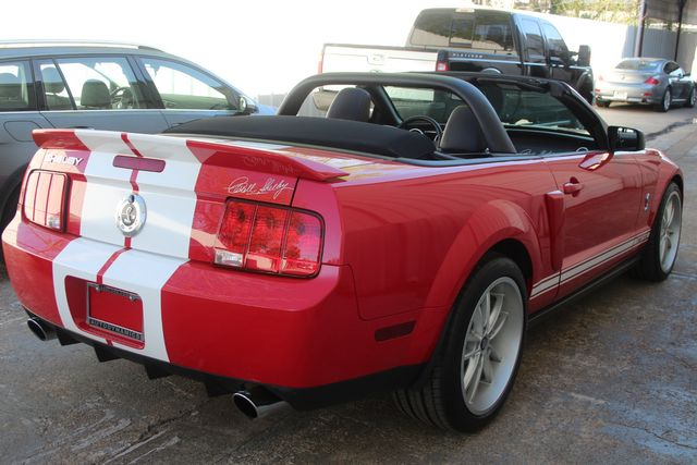2007 Ford Mustang Shelby GT500 Houston, Texas 2
