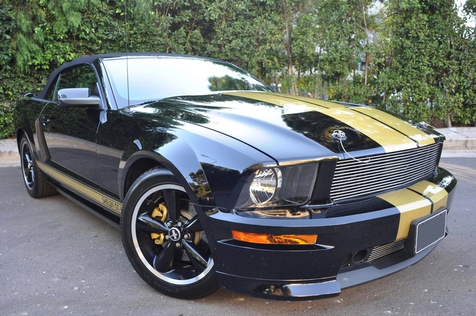 2007 Ford Mustang, Shelby, GT Hertz in , California
