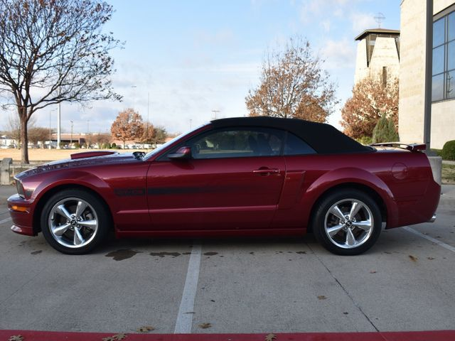 2007 Ford Mustang GT Premium California Special in McKinney, Texas 75070