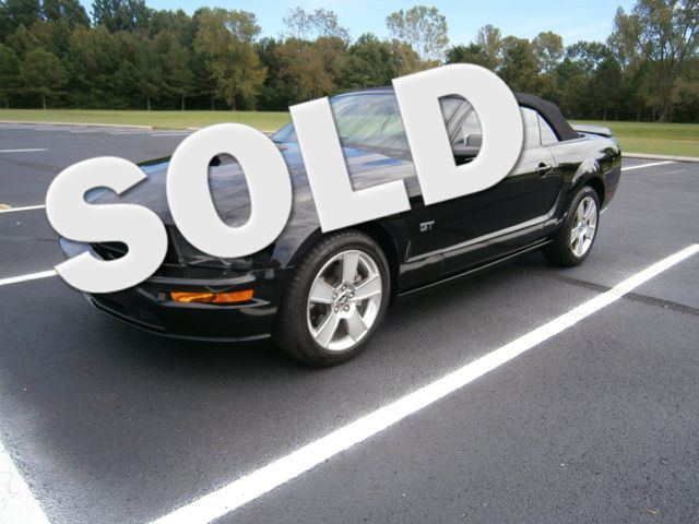 2007 Ford Mustang GT Premium Memphis, Tennessee