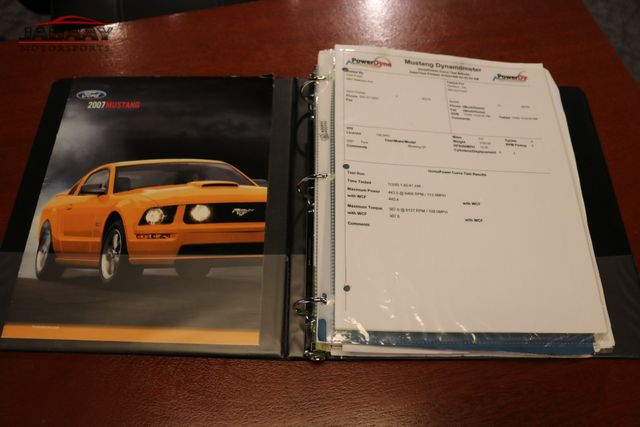 2007 Ford Mustang GT Premium Vortec Supercharged Merrillville, Indiana 48