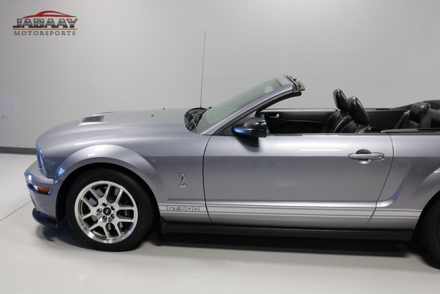 2007 Ford Mustang Shelby GT500 Merrillville, Indiana 33