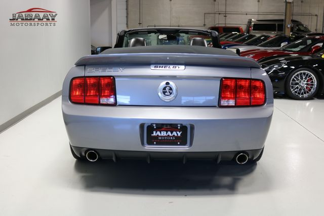 2007 Ford Mustang Shelby GT500 Merrillville, Indiana 3
