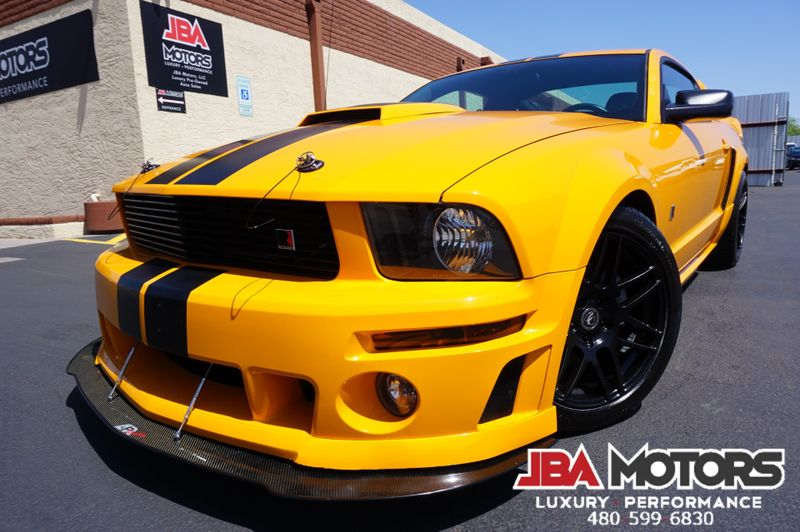 2007 Ford Mustang GT Premium Coupe ROUSH STAGE 2 PACKAGE ~ LOW MILES | MESA, AZ | JBA MOTORS in MESA AZ