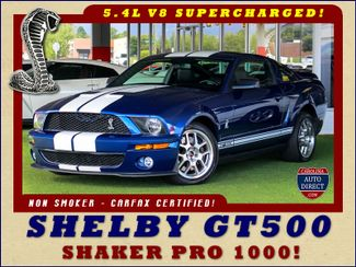 2007 Ford Mustang Shelby GT500 - SUPERCHARGED - SHAKER 1000 SOUND! Mooresville , NC