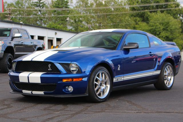 2007 Ford Mustang Shelby GT500 - SUPERCHARGED - SHAKER 1000 SOUND! Mooresville , NC 23