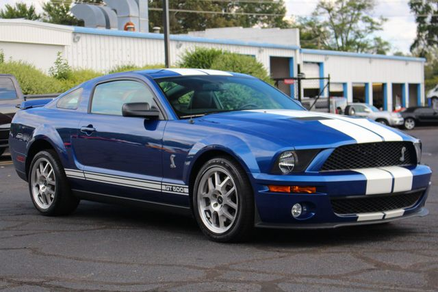 2007 Ford Mustang Shelby GT500 - SUPERCHARGED - SHAKER 1000 SOUND! Mooresville , NC 22