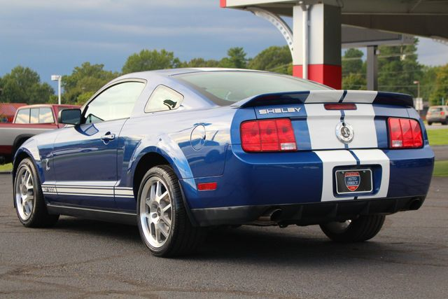 2007 Ford Mustang Shelby GT500 - SUPERCHARGED - SHAKER 1000 SOUND! Mooresville , NC 25