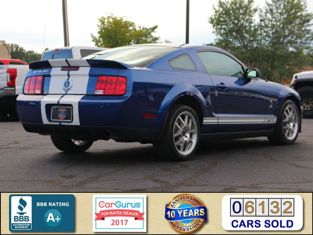 2007 Ford Mustang Shelby GT500 - SUPERCHARGED - SHAKER 1000 SOUND! Mooresville , NC 2