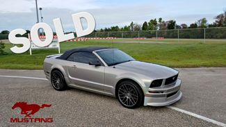 2007 Ford Mustang Deluxe CONVERTIBLE AMAZING PAINT  | Palmetto, FL | EA Motorsports in Palmetto FL