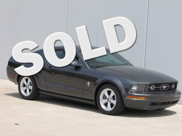 2007 Ford Mustang Premium
