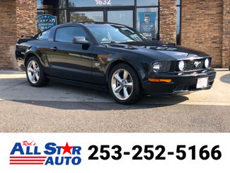 2007 Ford Mustang GT Premium in Puyallup Washington, 98371