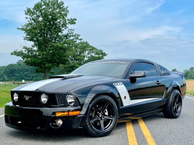 2007 Ford Mustang Roush 427r SUPERCHARGED LOW MILES RARE LOW MILES in Woodbury, New Jersey 08093