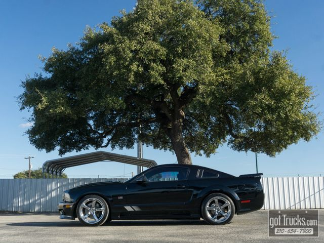 2007 Ford Mustang GT Premium Saleen 4.6L V8 SuperCharged in San Antonio, Texas 78217