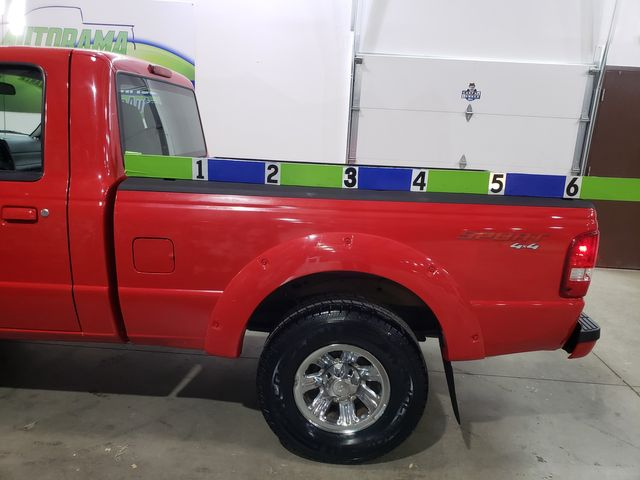 2007 Ford Ranger Sport 4x4 Manual in Dickinson, ND 58601