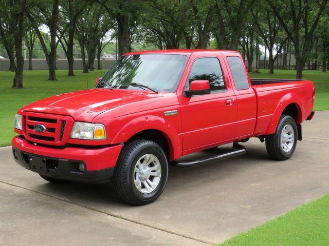 2007 Ford Ranger Sport Extended Cab