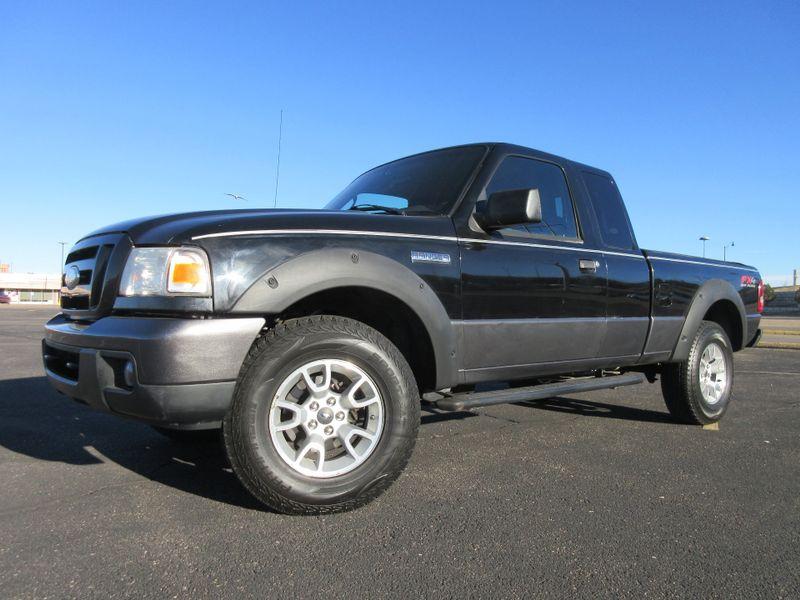 2007 Ford Ranger Supercab 4-door FX4 Off-Rd  Fultons Used Cars Inc  in , Colorado