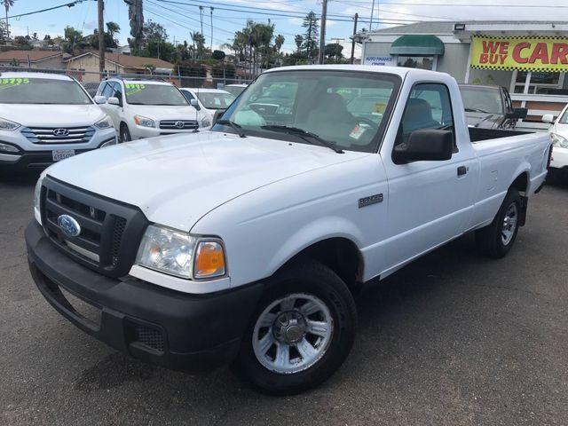 2007 Ford Ranger XL in San Diego, CA 92110