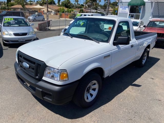 2007 Ford Ranger XL Single Cab LB - 7 Ft Bed W/ Brand New Bedliner & 41,500 Miles