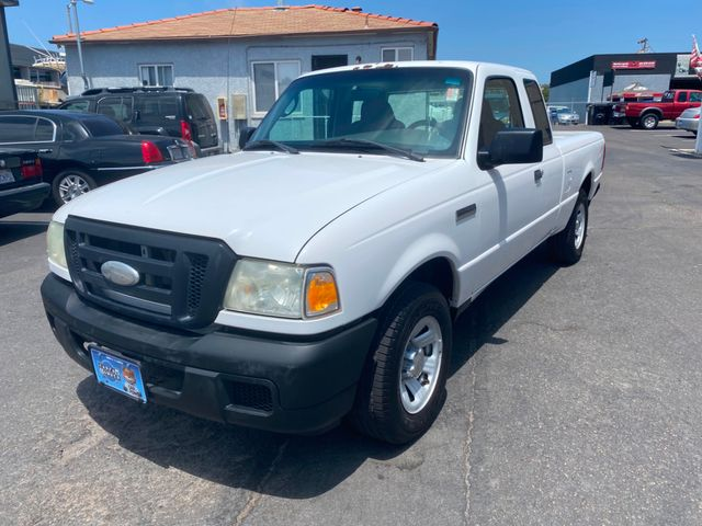 2007 Ford Ranger XL Extended Cab W/ 6FT. Bed