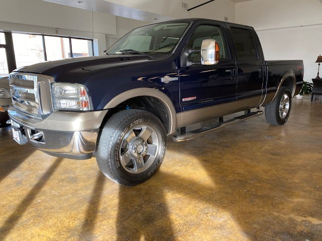 2007 Ford Super Duty F-250 King Ranch