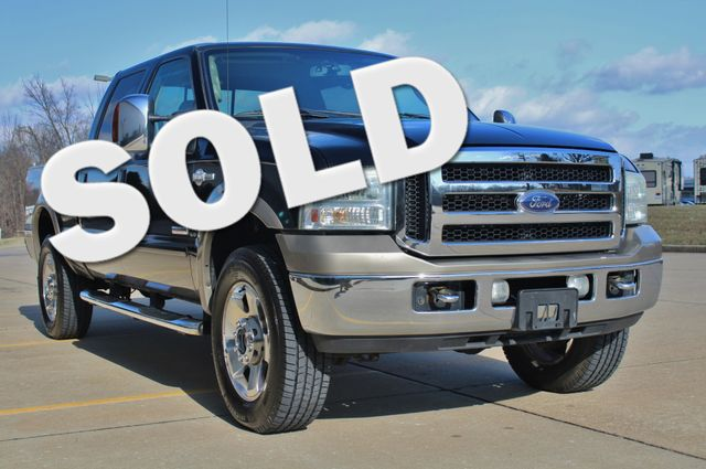 2007 Ford Super Duty F-250 King Ranch in Jackson, MO 63755