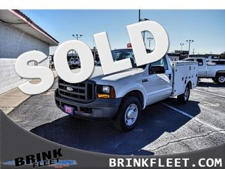 2007 Ford Super Duty F-250 2WD Reg Cab 137 XL | Lubbock, TX | Brink Fleet in Lubbock TX