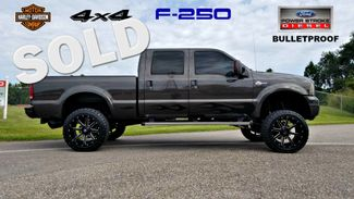 2007 Ford Super Duty F-250 Harley-Davidson bullet proofed studded 4x4 | Palmetto, FL | EA Motorsports in Palmetto FL