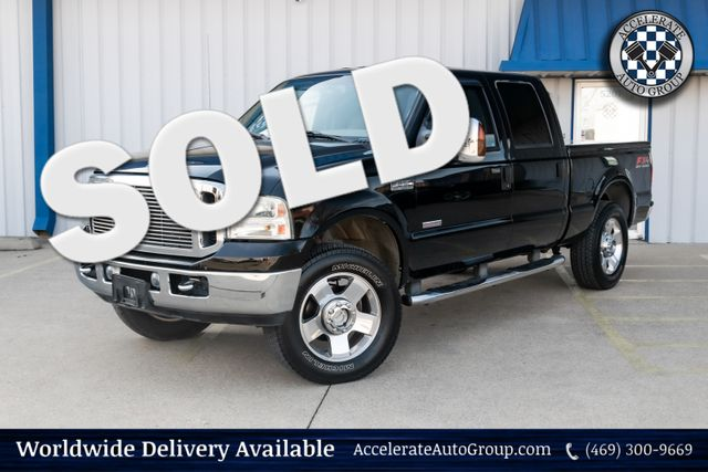 2007 Ford Super Duty F-250 Lariat in Rowlett