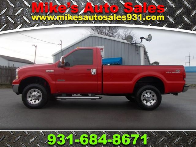 2007 Ford Super Duty F-250 XLT Shelbyville, TN