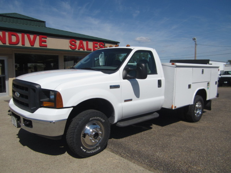 2007 Ford Super Duty F-350 DRW XL in Glendive, MT