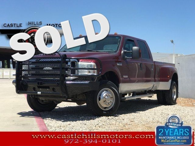 2007 Ford Super Duty F-350 DRW XLT | Lewisville, Texas | Castle Hills Motors in Lewisville Texas