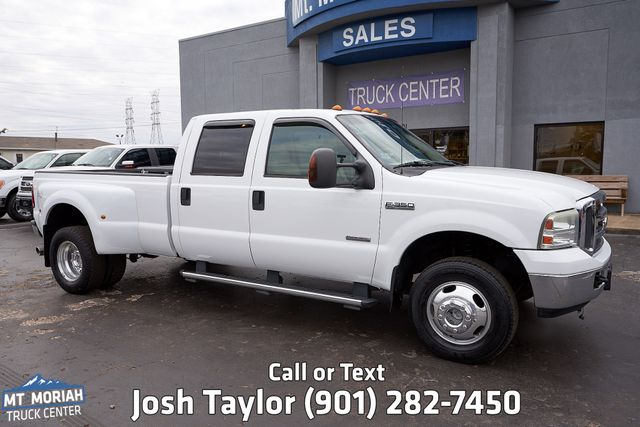 2007 Ford Super Duty F-350 DRW Lariat
