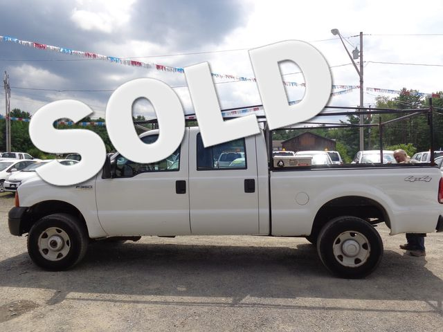 2007 Ford Super Duty F-350 SRW XL Hoosick Falls, New York